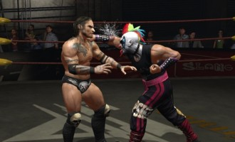 AAA Lucha Libre : Heroes of the Ring Wii