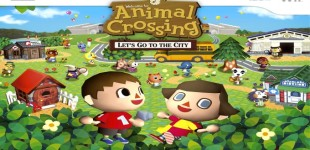 Animal Crossing  Let's Go to the City Console Virtuelle Wii