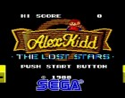 Alex kidd the lost stars Console Virtuelle Wii