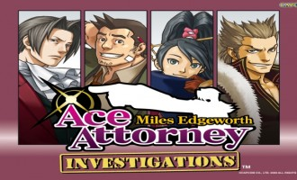 Ace Attorney Investigations  Miles Edgeworth DS