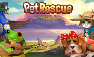 Rescue Pet Saga Facebook