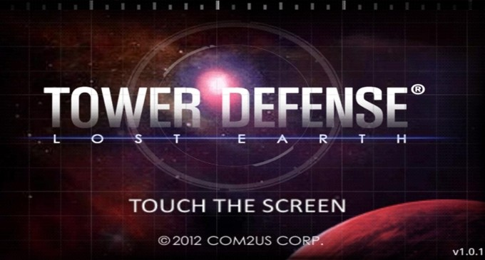Tower Defense Lost Earth Android