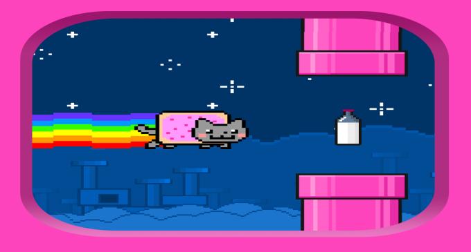 Flappy Rainbow Iphone