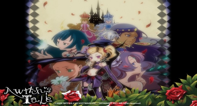 A Witch's Tale Nintendo DS