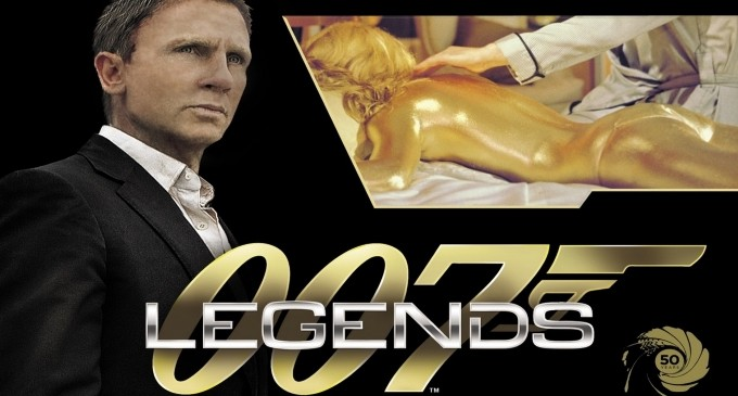 007 Legends WII U