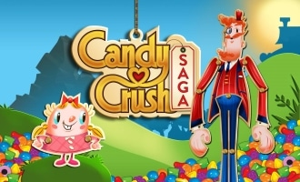 Candy Crush 100~200 2P