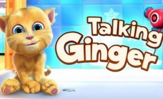 Talking Ginger 2 Android