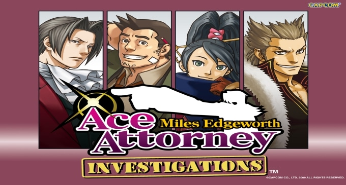 Photo de Ace Attorney Investigations  Miles Edgeworth DS