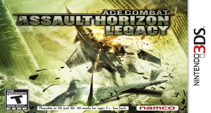 Photo de Ace Combat  Assault Horizon Legacy 3DS