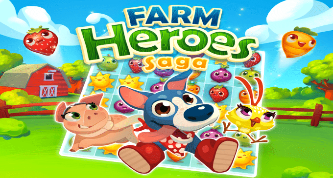 Photo de Farm Heroes Saga Facebook