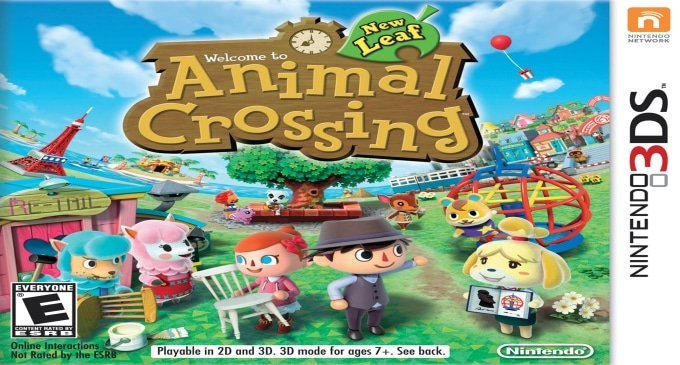 Photo de Animal Crossing  New Leaf 3DS