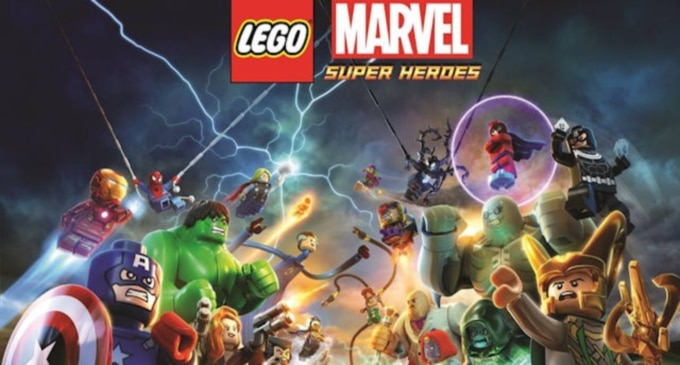 Photo de LEGO Marvel Super Heroes PS3