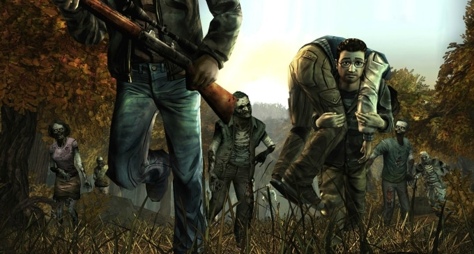 Photo de The Walking Dead PS3