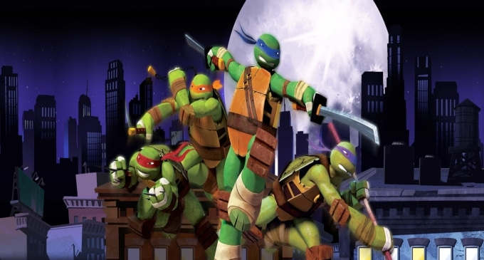 Photo de TMNT: Rooftop Run Android