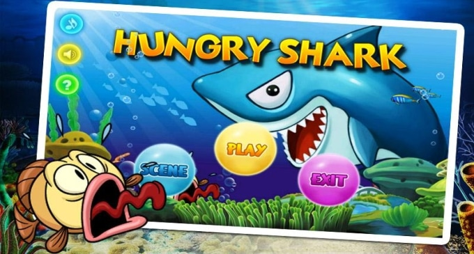 Photo de Hungry Shark Android