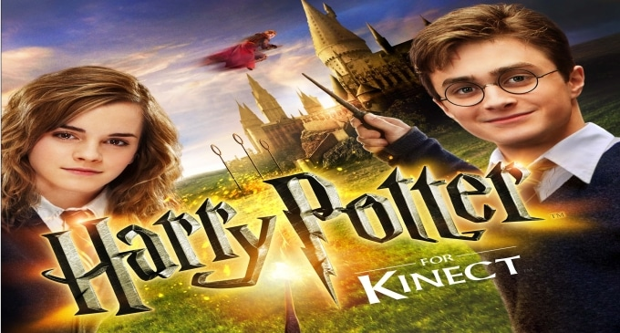 Photo de Harry Potter Kinect Xbox 360