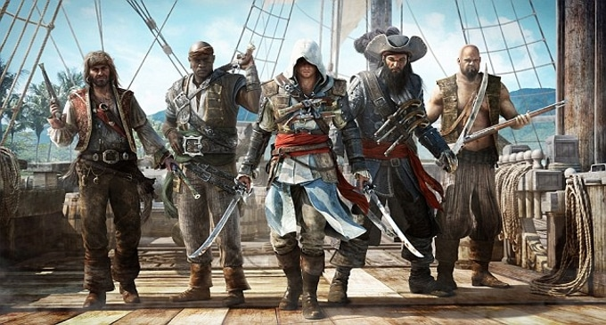 Photo de Assassin's Creed IV Black Flag Wii U