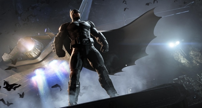 Photo de Batman Arkham Origins Wii U