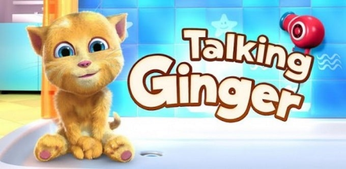 Photo de Talking Ginger 2 Android